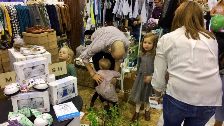 Targi SILESIA BAZAAR Kids to nie tylko miejsce, gdzie można zrobić zakupy, ale też miło, rodzinnie spędzić czas (fot. SilesiaDzieci.pl)