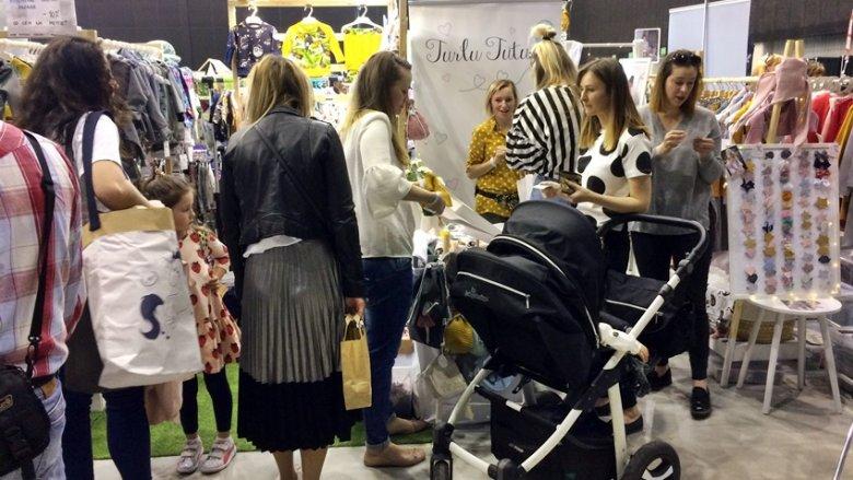 Turlu Turlu to kolejna marka z nietuzinkowymi artykułami hand made dla dzieci (fot. SilesiaDzieci.pl)