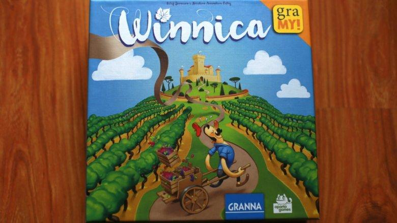 """""""Winnica"""" to gra, która spodoba się wszystkim fanom łamigłówek i zabaw logicznych (fot. Ewelina Zielińska)"""