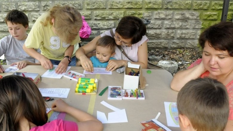 Warsztaty, gry i zabawy to tylko niektóre z elementów Industriady (fot. materiały organizatorów)