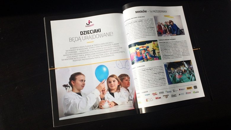 Informator rajdowy 13-15 październik 2017 (fot. mat. SilesiaDzieci.pl)