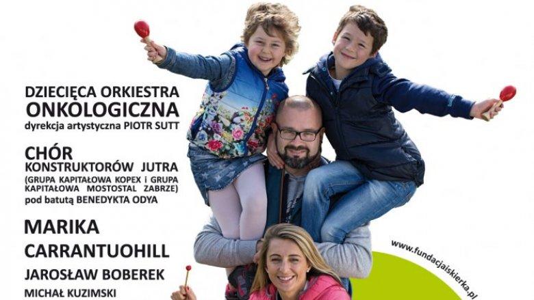 """Koncert Dziecięcej Orkiestry Onkologicznej """"Mamy tę moc"""" odbędzie się 28 listopada (fot. mat. organizatora)"""
