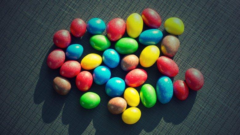 W Chorzowie dzieci będą szukać czekoladowych jajek ukrytych na terenie dawnej kopalni (fot. foter.com)