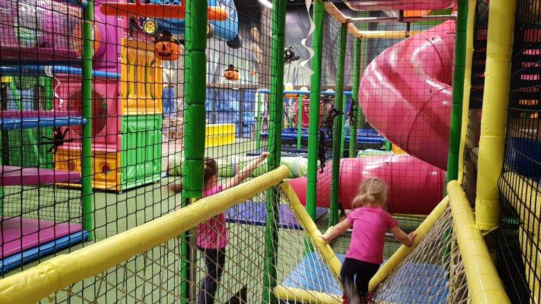 9 listopada nastąpi otwarcie Jamy Bazyliszka - miejsca gier zabaw, aktywnej rekreacji i rodzinnego relaksu (fot. Katarzyna Esnekier/SilesiaDzieci.pl)