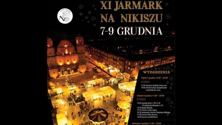 11. Jarmark na Nikiszu odbędzie się 7-9 grudnia (fot. mat. organizatora)