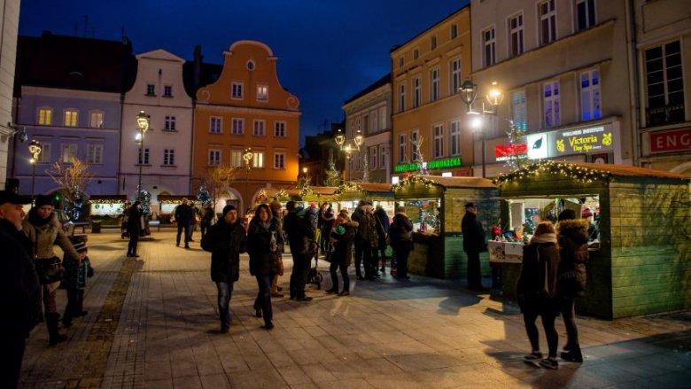 Jarmark Bożonarodzeniowy na gliciwkim rynku będzie otwarty codziennie od 6 do 22 grudnia (fot. mat. prasowe)