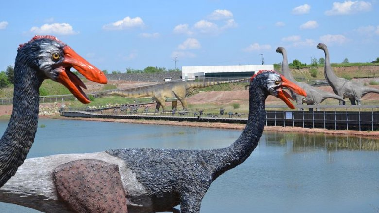 W Jura Park Krasiejów poznacie pradawny świat dinozaurów (fot. mat. Jura Park Krasiejów)