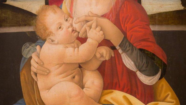 Dzieci karmione piesią między 3. a 6. miesiącem życia mogą mieć nadwagę (fot. pixabay)