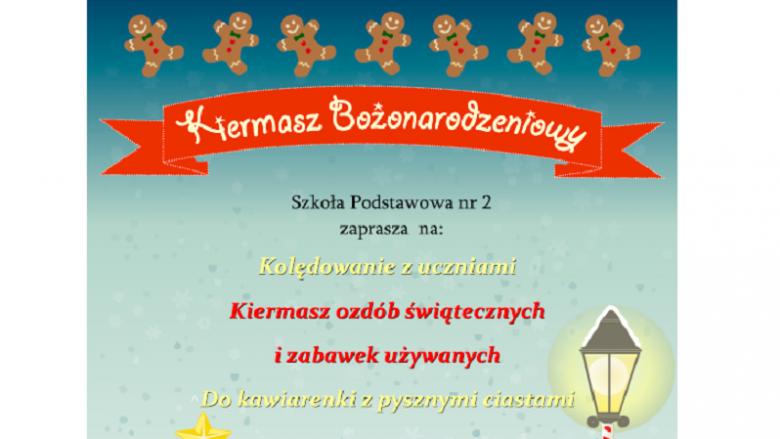 Kiermasz organizauje Szkoła Podstawowa nr 2 w Gliwicach (fot. mat. organizatora)