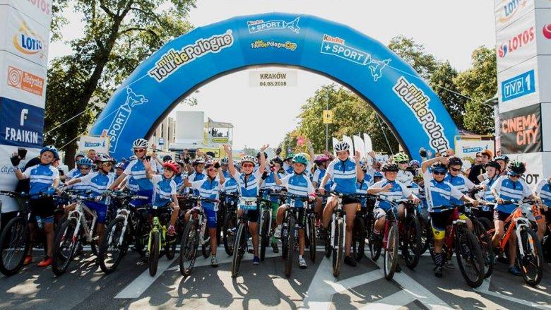 Wydarzenie to rowerowa parada dla najmłodszych oraz wyścigi dla nastolatków (fot. mat. Fb organizatora)