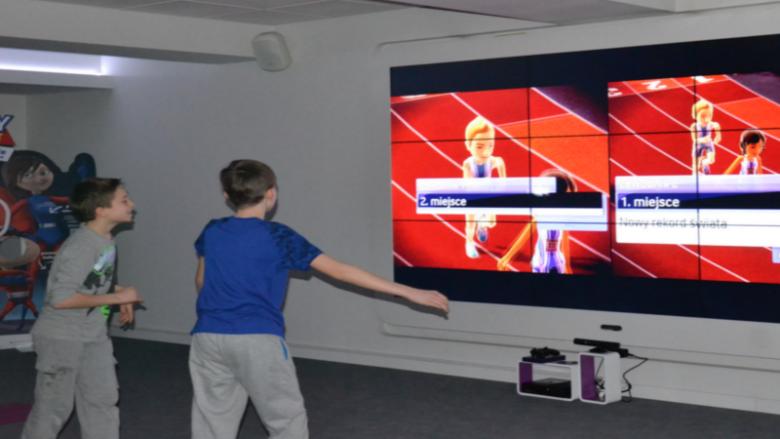 AfterHours Baby Planet to sala zabaw przepełniona technologicznymi nowinkami, uwielbianymi przez dzieci (fot. mat. organizatora)