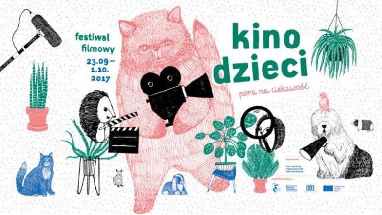 Co roku na festiwal nadsyłanych jest ponad 100 filmów dla dzieci (fot. mat. organizatora)