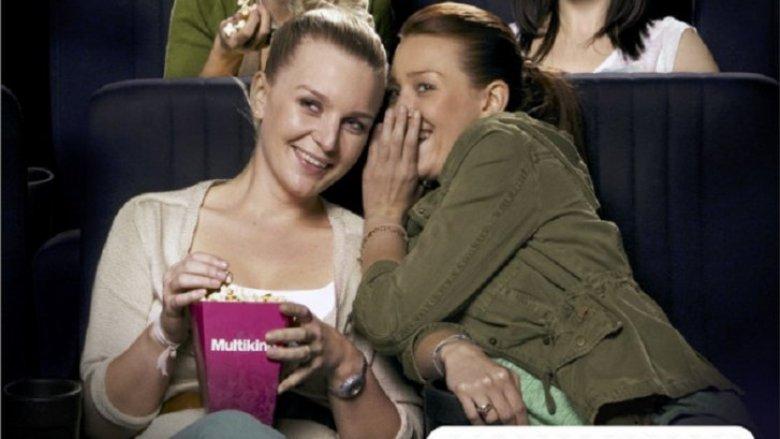 """""""Kino na obcasach"""" to specjalne pokazy filmowe w sieci Multikino dedykowane wyłącznie kobietom (fot. mat. Multikino)"""