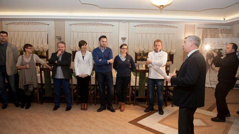 W mistrzostwach wzięło udział 11 drużyn - reprezentantów mediów (fot. mat. prasowe)