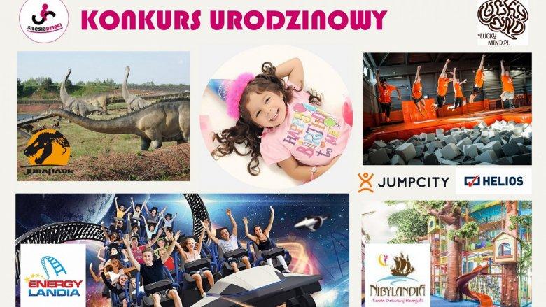 Z okazji naszych 6. urodzin mamy dla Was nagrody (fot. mat. SilesiaDzieci.pl)