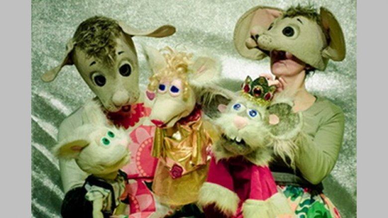 """W Teatrze Gry i Ludzie, w niedzielę, będzie można obejrzeć spektakl pt. """"Kot w butach"""" (fot. materiały teatru)"""
