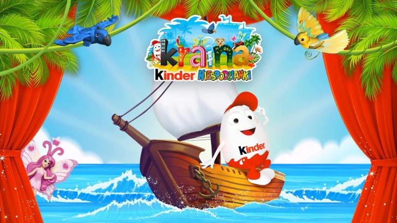Dzieci ucieszy otwarta strefa zabaw z licznymi atrakcjami (fot. mat. organizatora)