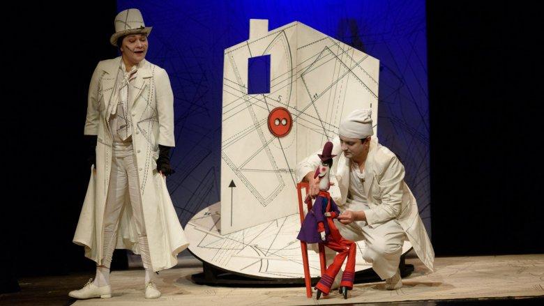 Przedstawienie to oryginalne postacie oraz przygody (fot. mat. organizatora)