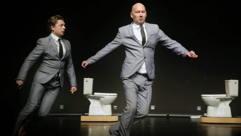 """""""Kręcipupa"""" to muzyczno-ruchowy spektakl dla najmłodszych (fot. mat. organizatora)"""