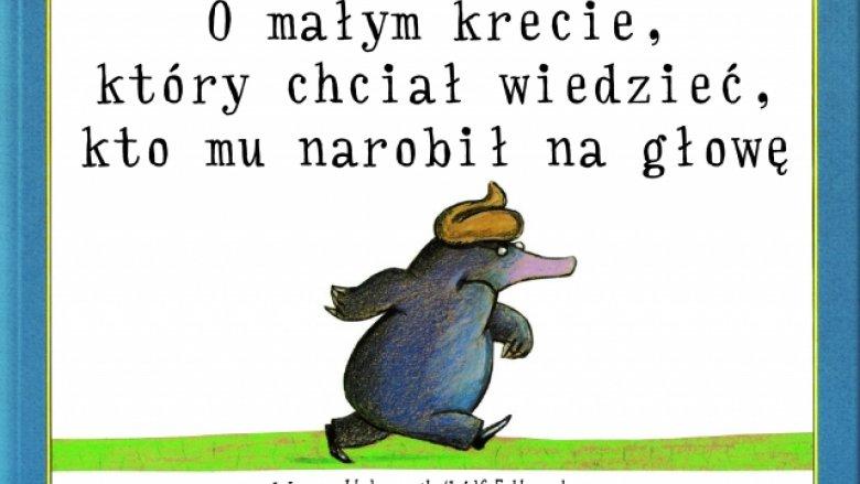 Dzieci, w pewnym wieku, fascynują się kupą. Wiele wydawnictw ma już pozycje o tej tematyce (fot. usmesmake.pl)