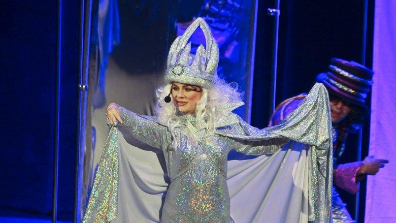 Kryształowa Królowa Śniegu (fot. mat. organizatora)