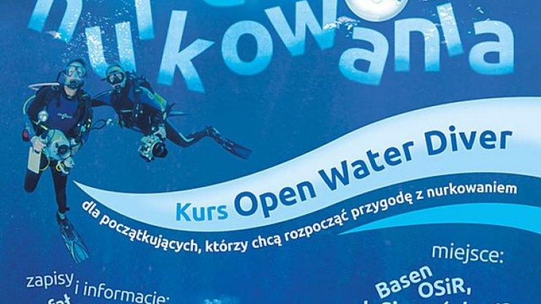 "Centrum Nurkowe ""Konar Diving"" zaprasza dzieci na kurs nurkowania (fot. mat. organizatora)"