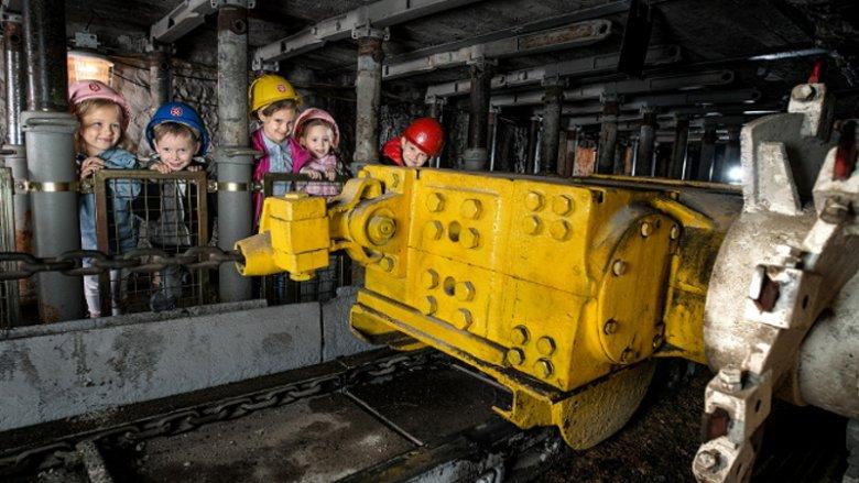 Dzień Dziecka w Sztolni to gwarancja niezapomnianych wrażeń (fot. mat. organizatora)