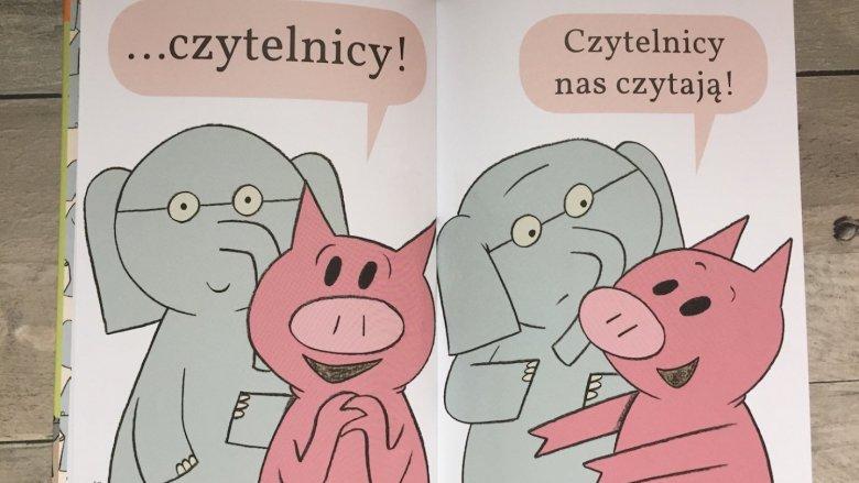 """Autorem cyklu jest współautor kultowej """"Ulicy Sezamkowej"""" (fot. SilesiaDzieci.pl)"""