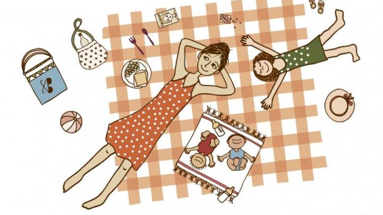"""""""Mamy coś dla mamy"""" to wakacyjne spotkania na BioBazarze Huta Baildon dedykowane wszystkim mamom (fot. mat. organizatora)"""