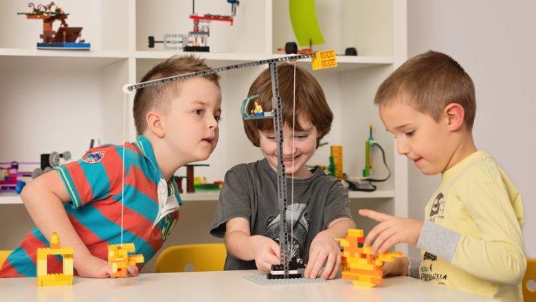 W puli nagród znajdują się m. in. karnety na zajęcia z LEGO w Edukido (fot. mat. Edukido)