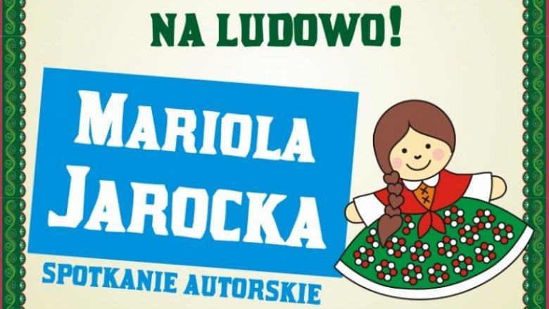 9 sierpnia o godz. 11 będzie można porozmawiać z autorką o polskich legendach i historii (fot. mat. organizatora)