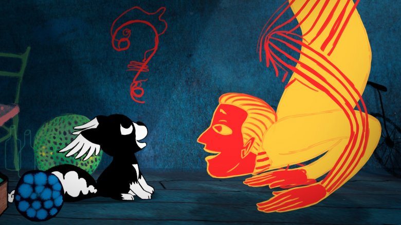 """""""Marona - psia opowieść"""" to ciepły i wzruszający film, który będzie można obejrzeć w kinie Światowid (fot. mat. organizatora)"""