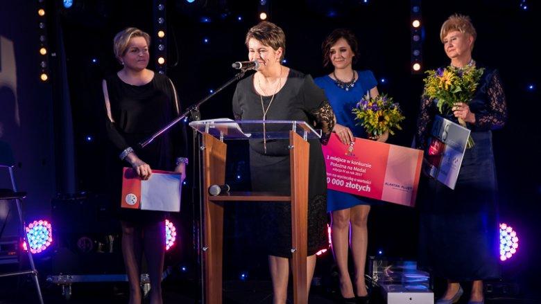 Marzena Langner-Pawliczek zajęła w plebiscycie trzecie miejsce w Polsce i pierwsze w naszym województwie. Gratulujemy! (fot. mat. organizatora)
