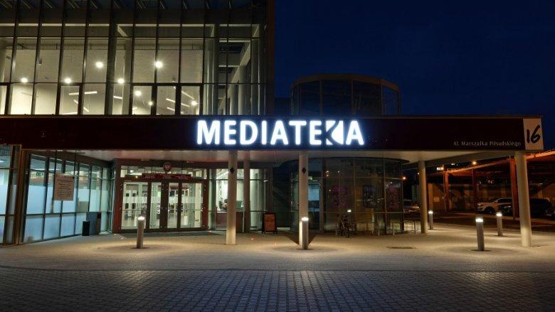 W Mediatece otwarto pierwszy w kraju książkomat (fot. mat. MBP Tychy)