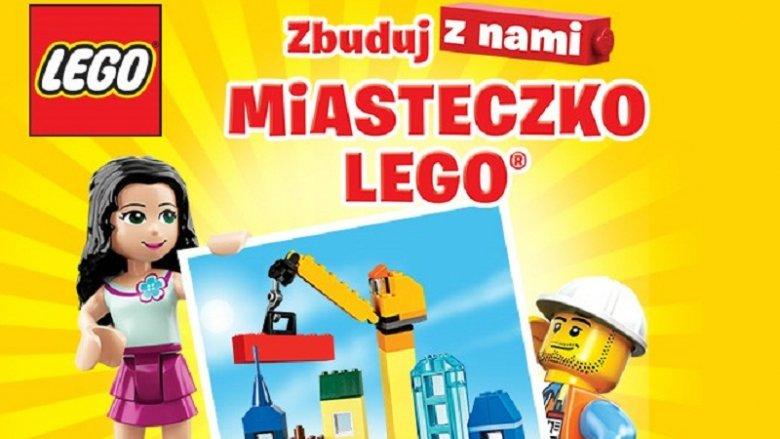"""Wydarzenia """"Zbuduj z nami miasteczko LEGO"""" odbywać się będą w całej Polsce (fot. www.lego.com)"""