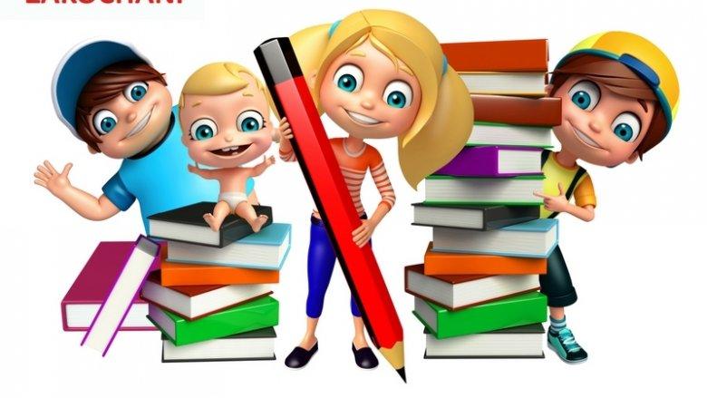W trakcie akcji dzieciom będą rozdawane książkowe upominki (fot. mat. organizatora)