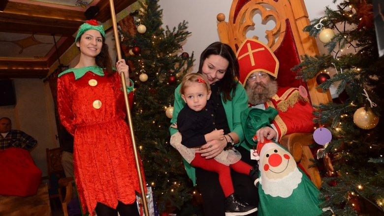 Dzieci mogą spotkać się z Mikołajem w Warowni Pszczyńskich Rycerzy (fot. mat. organizatora)