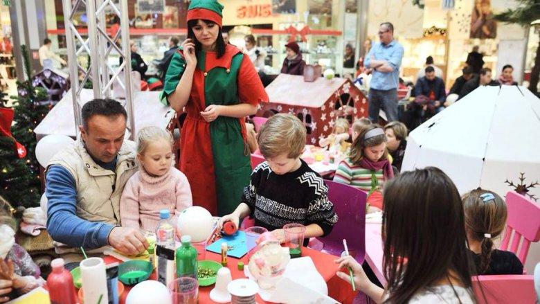 W gliwickiej Europie Centralnej czeka na dzieci mnóstwo atrakcji (fot. mat. EC)