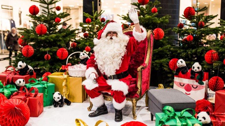 Mikołaj będzie rozdawał prezenty w Agorze Bytom (fot. mat. organizatora)