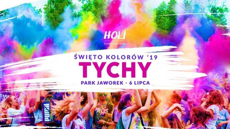 Święto Kolorów odbędzie się 6 lipca w Tychach (fot. mat. organizatora)
