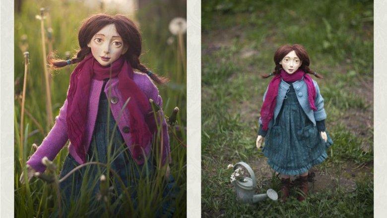 """Wystawę """"Monalli dolls - lalki z pasji i miłości"""" można zwiedzać do 31 sierpnia (fot. Monika Ekiert Jezusek)"""