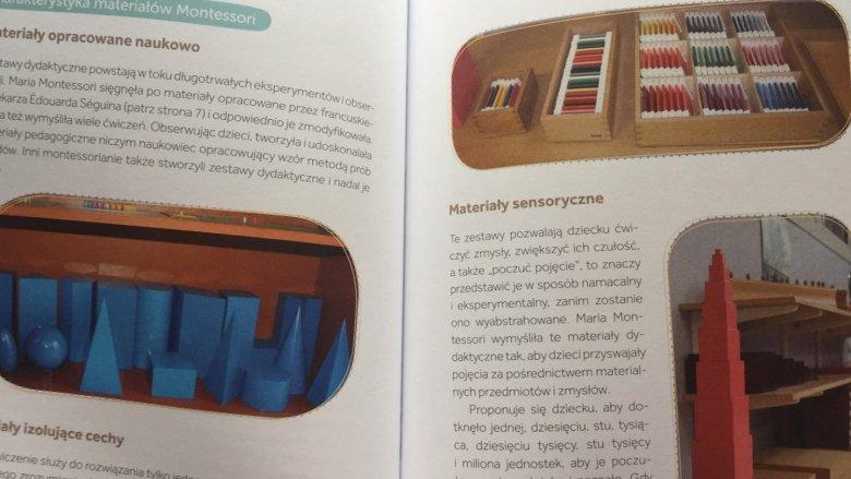 Książka jest estetyczna, przejrzysta i przemyślana (fot. SilesiaDzieci.pl)