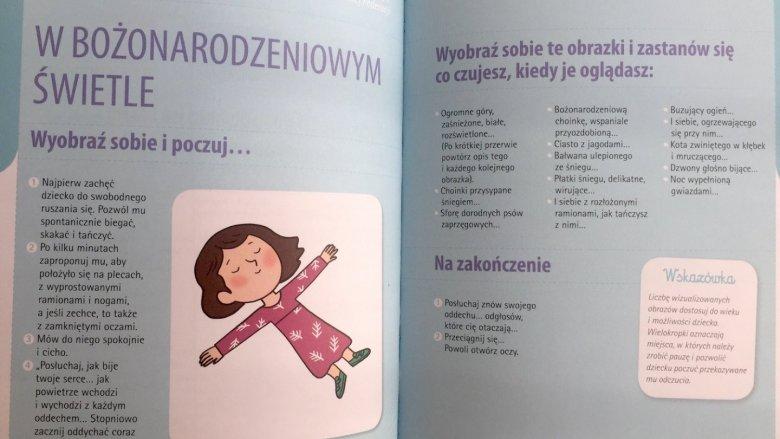 Oprócz tradycyjnych rysowanek czy wierszyków, autorka proponuje też wspólne gotowanie, a nawet zajęcia jogi (fot. Ewelina Zielińska/SilesiaDzieci.pl)