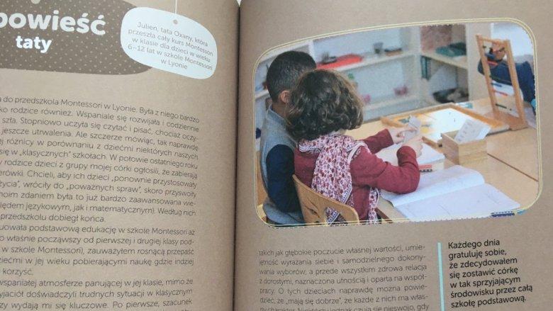 Książka będzie inspiracją dla rodziców edukujących dzieci w domu (fot. mat. Ewelina Zielińska SilesiaDzieci.pl)