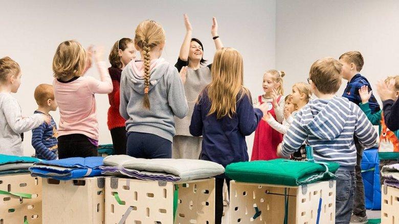 Zajęcia skierowane są do dzieci w wieku od 0 do 9 lat (fot. mat. organizatora)