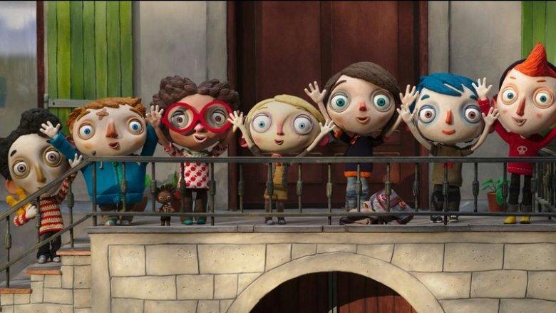 """Mamy dla Was bilety na film """"Nazywam się Cukinia"""" (fot. mat. Kino Kosmos)"""