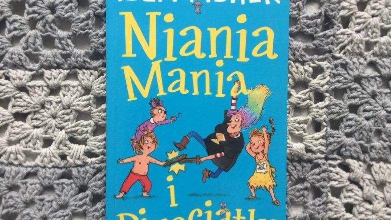 Seria książek o Niani Mani to spora dawka humoru dla najmłodszych (fot. Ewelina Zielińska/SilesiaDzieci.pl)