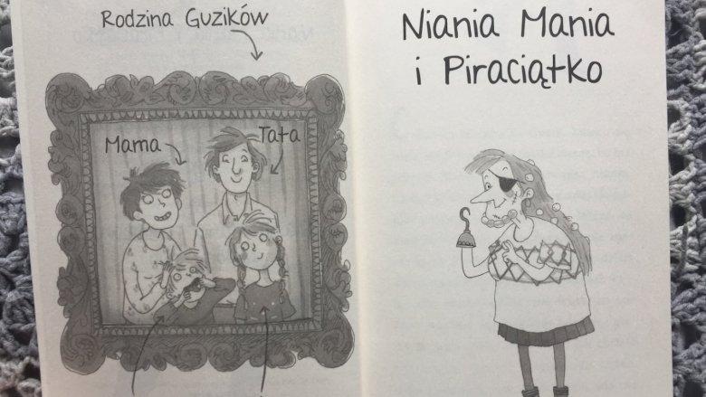 Duża czcionka i prosty język sprawiają, że to lektura idealna dla samodzielnych czytelników (fot. Ewelina Zielińska/SilesiaDzieci.pl)