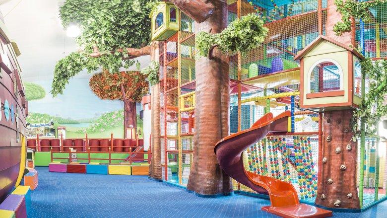 Nibylandia to jedyna tak niepowtarzalna kraina dziecięcej rozrywki na Śląsku (fot. mat. Nibylandia)