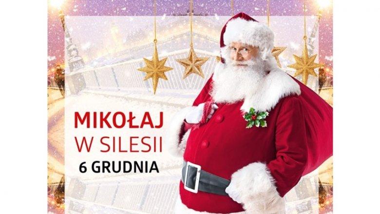 Ze Świętym Mikołajem będzie można spotkać się 6 grudnia w SCC (fot. mat. organizatora)